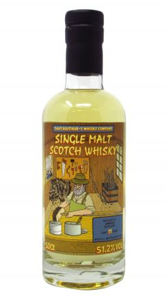 Linkwood - That Boutique-Y Whisky Company Batch #4 11 year old Whisky