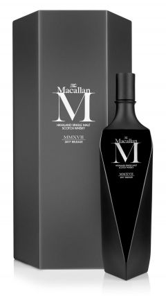 Macallan - M Decanter Black - 1824 Master Series Whisky