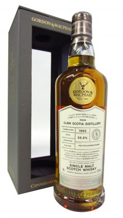 Glen Scotia - Connoisseurs Choice Single Cask #31 - 1992 26 year old Whisky