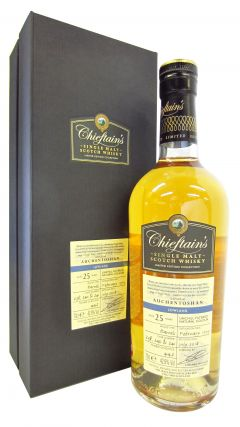 Auchentoshan - Chieftains Limited Edition Collection - 1993 25 year old Whisky