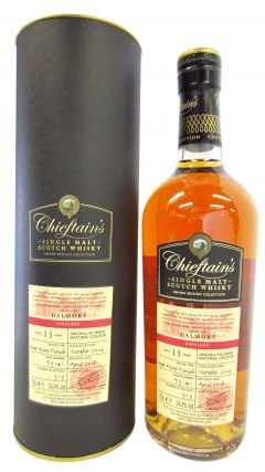 Dalmore - Chieftains Single Cask #93141 - 2004 13 year old Whisky