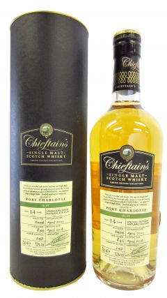 Port Charlotte - Chieftains Single Cask #846 - 2003 14 year old Whisky