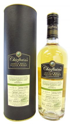 Ardbeg - Chieftains Single Cask #700192 - 2005 13 year old Whisky