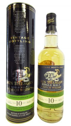 Bunnahabhain - Dun Bheagan Single Malt - 2007 10 year old Whisky