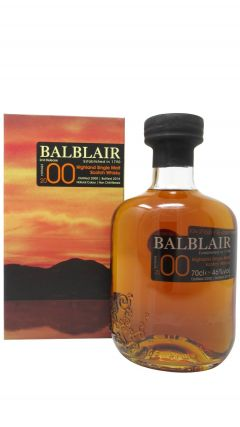 Balblair - 2000 Vintage 2nd Release - 2000 17 year old Whisky