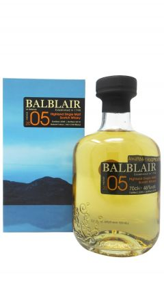 Balblair - 2005 Vintage 1st Release - 2005 13 year old Whisky