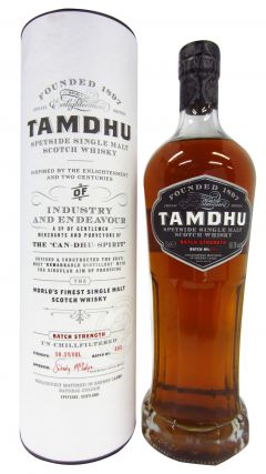 Tamdhu - Cask Strength Batch 3 Whisky