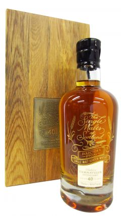 Tamnavulin - Director's Special - 1977 40 year old Whisky