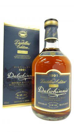 Dalwhinnie - Distillers Reserve - 1991 Whisky