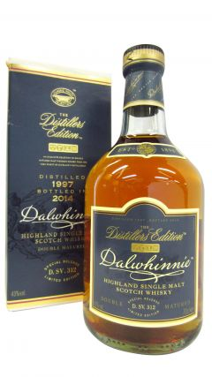 Dalwhinnie - Distillers Edition 1997 - 1997 Whisky