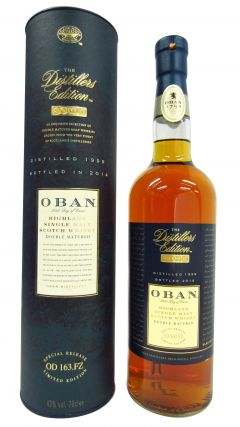 Oban - The Distillers Edition - 1999 Whisky