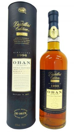 Oban - The Distillers Edition - 1996 Whisky