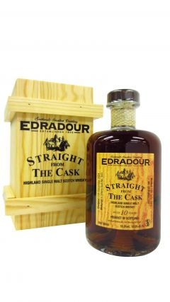 Edradour - Straight From The Cask - Single Cask #443 - 2004 10 year old Whisky