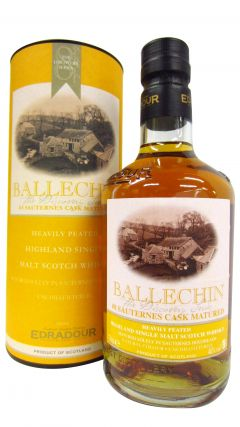 Edradour - Ballechin #8 Sauternes Cask Matured Whisky