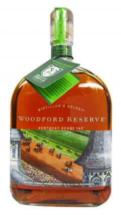 Woodford Reserve - Kentucky Derby 143 Limited Edition (1 Litre) Whiskey