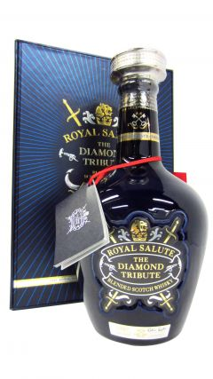 Chivas Regal - The Diamond Tribute 21 year old Whisky