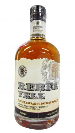 Rebel Yell - Kentucky Straight Bourbon Whiskey