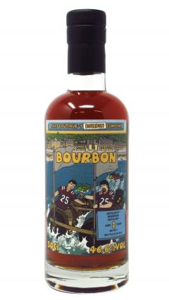 Reservoir - Bourbon - That Boutique-Y Whisky Company Batch #1 2 year old Whiskey
