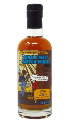Springbank - That Boutique-Y Whisky Company Batch #8 21 year old Whisky