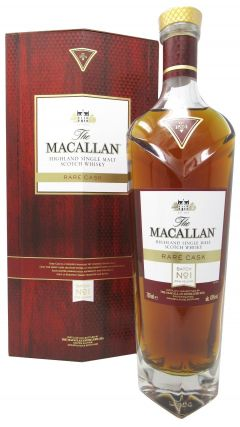 Macallan - Rare Cask Batch No. 1 - 2018 Release Whisky