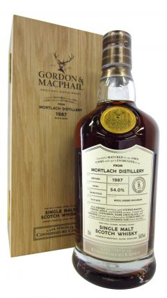 Mortlach - Connoisseurs Choice - 1987 31 year old Whisky