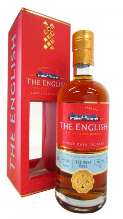The English Whisky Co. - Single Cask #B1/832 PCS - 2007 11 year old Whisky