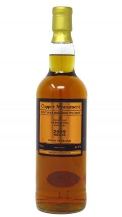 Heaven Hill - Copper Monument Single Cask Bourbon - 2009 8 year old Whiskey