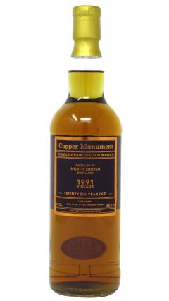 North British - Copper Monument Single Cask #239928 - 1991 26 year old Whisky