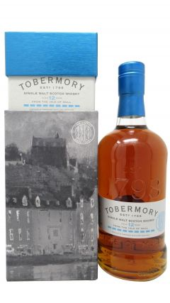 Tobermory - Fino Sherry Cask Finish - 2005 12 year old Whisky