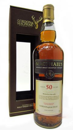 Macphail's - Single Malt Scotch Whisky 50 year old Whisky