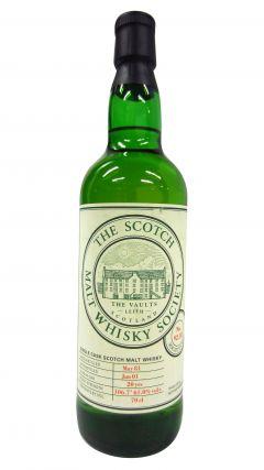 Lochside (silent) - SMWS Scotch Malt Whisky Society 92.10 - 1981 20 year old Whisky