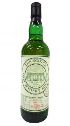Brora (silent) - SMWS Scotch Malt Whisky Society 61.19 - 1982 21 year old Whisky