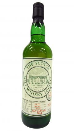 Brora (silent) - SMWS Scotch Malt Whisky Society 61.15 - 1977 26 year old Whisky