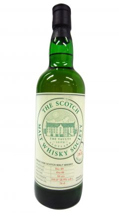 Linkwood - SMWS Scotch Malt Whisky Society 39.32 - 1989 10 year old Whisky