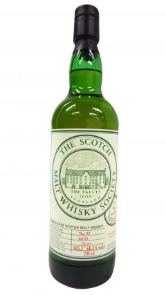 Brora (silent) - SMWS Scotch Malt Whisky Society 61.16 - 1982 21 year old Whisky