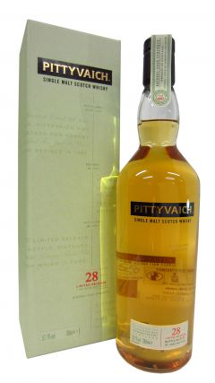 Pittyvaich (silent) - 2018 Special Release - 1989 28 year old Whisky