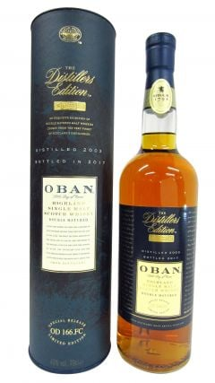 Oban - The Distillers Edition - 2003 Whisky