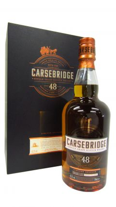 Carsebridge (silent) - 2018 Special Release - 1970 48 year old Whisky