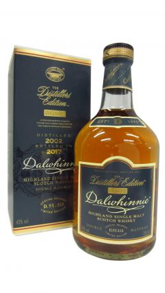 Dalwhinnie - The Distillers Edition - 2002 Whisky