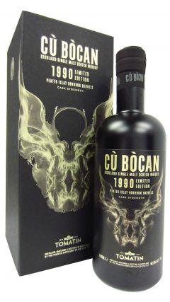 Cu Bocan - Highland Single Malt - 1990 Whisky