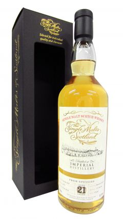 Imperial (silent) - Single Malts of Scotland Single Cask #2472 - 1997 21 year old Whisky