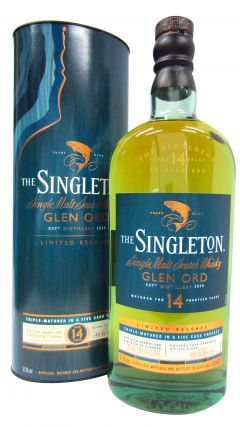Glen Ord - The Singleton Special Release 2018 14 year old Whisky