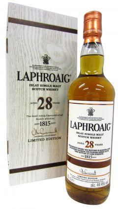 Laphroaig - Islay Single Malt Limited Edition 28 year old Whisky