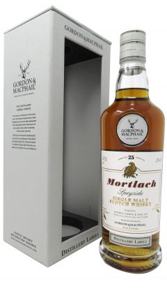 Mortlach - Distillery Labels 25 year old Whisky