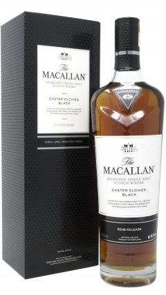 Macallan - Easter Elchies Black 2018 Edition Whisky