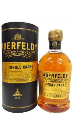 Aberfeldy - Single Cask #6394 - 1991 24 year old Whisky