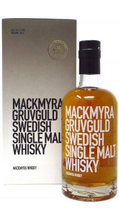 Mackmyra - Gruvguld Single Malt Whisky