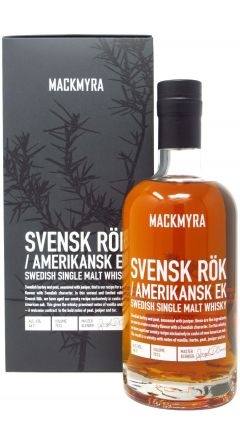 Mackmyra - Svensk Rok / Amerikansk Ek Single Malt Whisky