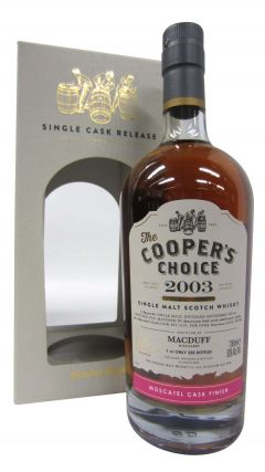 Macduff - Coopers Choice Single Cask #900221 - 2003 14 year old Whisky