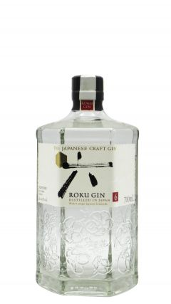 Roku - Japanese Craft Gin
